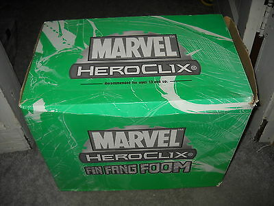 Heroclix: Marvel: Fin Fang Foom: 2007 Convention Exclusive