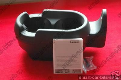 Smart Car 42 Fortwo Cup Drinks Holder Fits 450 And 451 1999 To 2015 New Q Fit