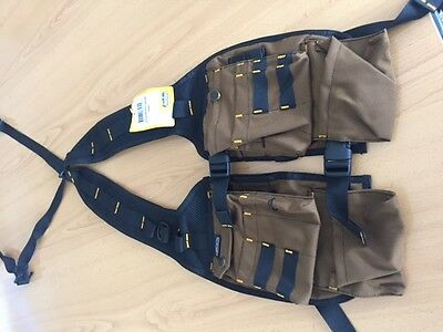 Yoke snickers Workwear brown. New with tag