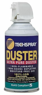 Techspray Aerosol Duster, 10 Oz. - 1671-10S