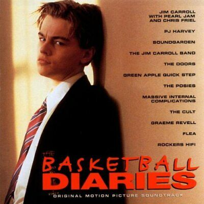 Original Soundtrack - Basketball Diaries Ost - Original Soundtrack CD 7XVG The