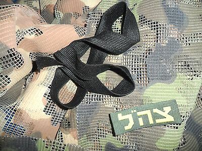 Idf Zahal DIFFERENT PATTERN Camo Net for Mitznefet / Helmet Cover Israeli Army