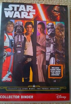 Topps Star Wars Journey to Star Wars The Force Awakens - 15 Base Cards for 99p!