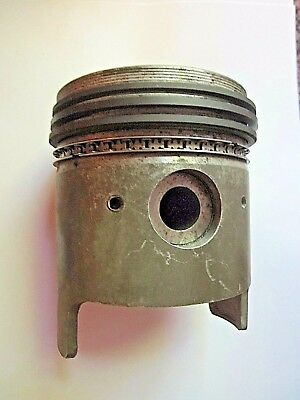 Mercedes Benz 190Sl 190 190C  One Standard Size  Piston  New Old Stock