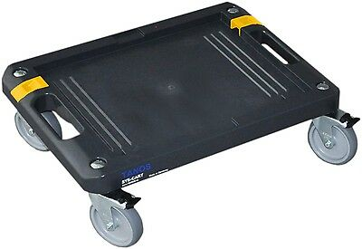 TANOS SYS CART Rollbrett RB SYS TL anthrazit/ gelb f. Systainer Classic u. T Loc