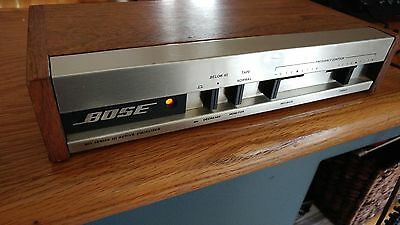Bose 901 Equalizer Eq Series Iii Works Perfect Free Shipping In Canada And Usa