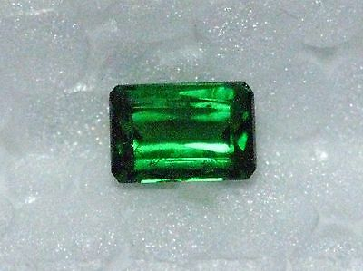 .92 Carat Tsavorite Garnet  - Top Deep Emerald Green Color Vs Clarity