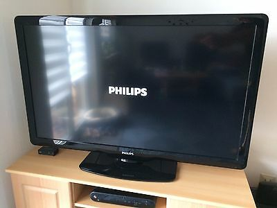 philips lcd fernseher 47 zoll typ 47pfl 3605h 12 guter. Black Bedroom Furniture Sets. Home Design Ideas