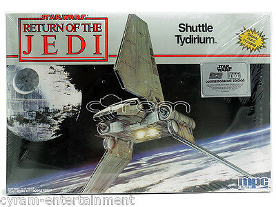 1:89 mpc/Ertl Star Wars Return of the Jedi Imperial Shuttle Tydirium in OVP