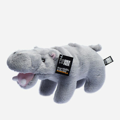 Born Free Hippo cuddly toy