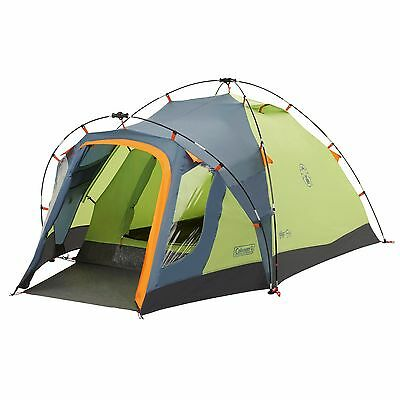 COLEMAN FASTPITCH HUB DRAKE 3 TENT camping festival easy pitch