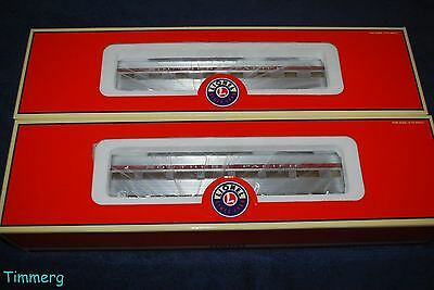 "Lionel 6-81975 Southern Pacific 18"" Aluminum Streamlined Sleeper/ Coach MIB **"
