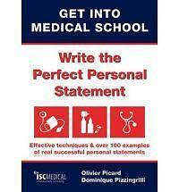 Get into Medical School - Write the perfect personal statement. Effective techn.