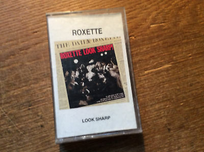 Roxette - Look Sharp  [MC]