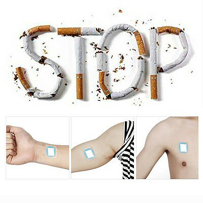 1 Months Supply Quit Smoke Cigarette Anti-Smoking Patches Pack of 30