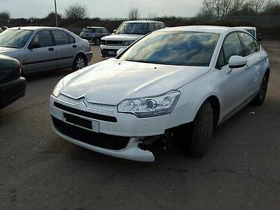 2008 Citroen C5 Exclusive Mk3 2.0 Hdi Automatic Breaking For Parts Leather Seats