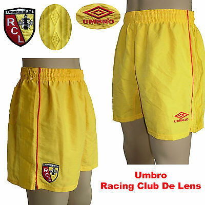 Umbro Racing Club De Lens Home Shorts  X/Large (737998 ) From the 1990's