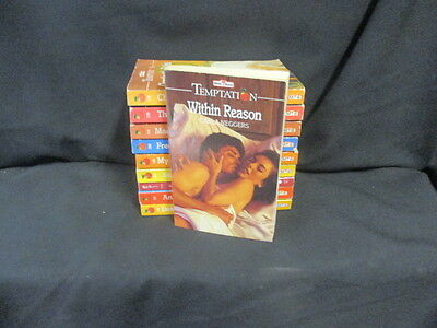 Good  Paperback 10 Temptation Romances From Mills and Boon Random
