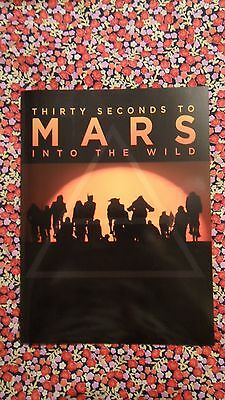 30 Seconds to Mars 'Into The Wild' (This Is War) Tour Programme