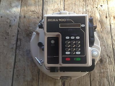Hach Sigma 900 Max Portable Water Sampler wastewater ( NOT TESTED)
