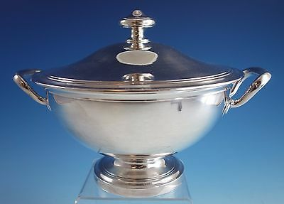 Christofle Silverplate Soup Tureen with Cover (#1533)