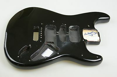 Fender Squier Affinity Series Strat Stratocaster Guitar BODY Black 4561