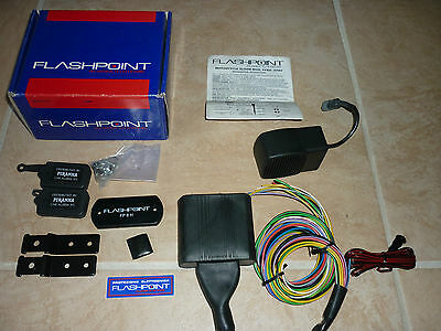 Flashpoint Motorcycle Alarm