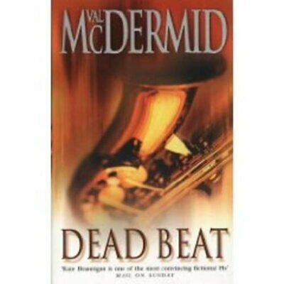 Dead Beat by McDermid, Val Book The Cheap Fast Free Post