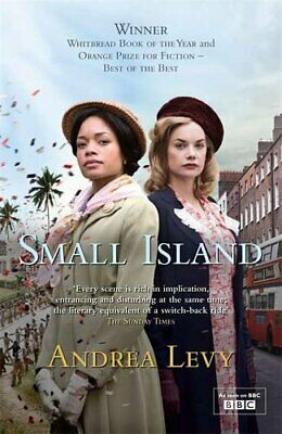 Small Island by Levy, Andrea Paperback Book The Cheap Fast Free Post