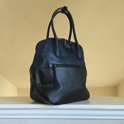 Lululemon Happy Hatha Hour Bag Duffel Tote Inkwell Black