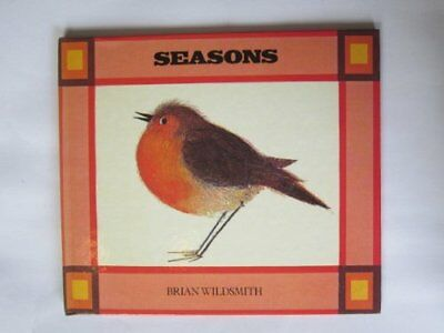 Seasons, Wildsmith, Brian Hardback Book The Cheap Fast Free Post