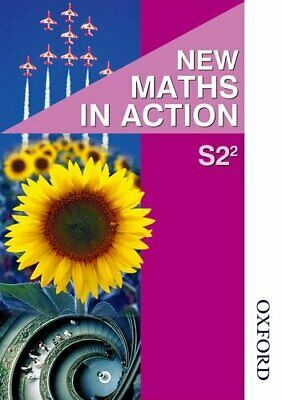 New Maths in Action S2/2 Pupil's Book: Pupil ... by Mullan, Edward C K Paperback