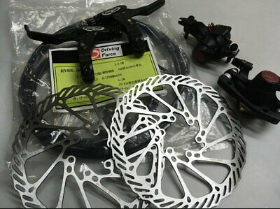 Avid Disc Brake Combo BB5 G3 FR5 Rotor Lever Cable Bike Bicycle MTB