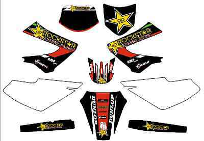 kit adhesivos derbi senda xtreme 2005-09 sticker, graphics, decals