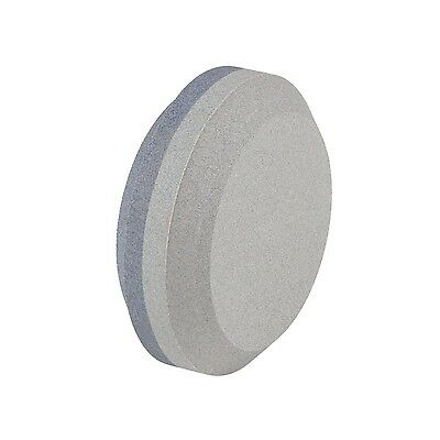 Lansky Dual Grit Sharpener LPUCKDual Grit Puck Sharpener Round Knife Sword Axe B