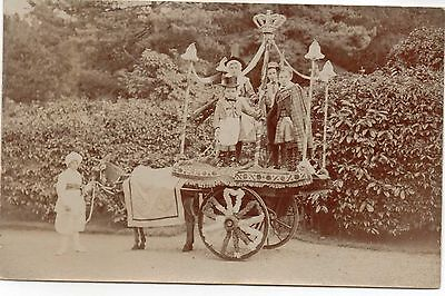 Woburn Sands -Coronation- Float-1911- Bathurst- Bucks