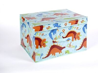 Piccolo Dinoworld Foldable Pop Up Room Tidy Storage Chest …