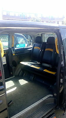 Mercedes Vito Taxi 12 Plate  London Pco Plated With  9 Months Warranty