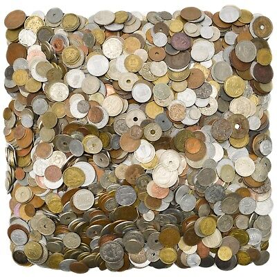 Lot 1 Pound Old Europe Coins Until 1950 Collectible Currency From 19-20 Century