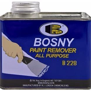 Bosny All Purpose Paint Remover 400ml