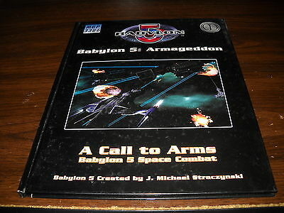 Babylon 5: A Call to Arms: Armageddon Hardcover