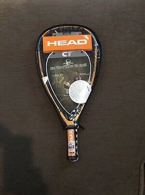 Head Dirty Deed Racquetball Racquet New With Tags