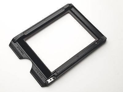 Linhof 4x5 Graflock Adapter for 9x12 Metal Film Holders / 6x9 Rollex - mint-