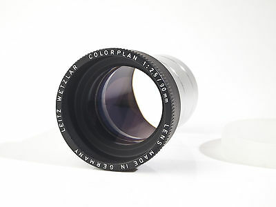 Leica Colorplan 2.5 / 90mm Projection Lens - mint-