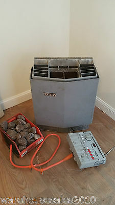 Sauna Heater Tylo With Rocks & Timer