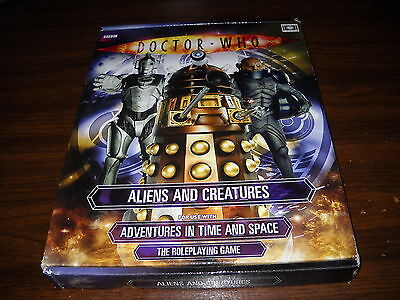 Doctor Who: Adventures in Time and Space: Aliens and Creatures box set