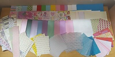 Card Making or Scrapbooking Card and Paper Pack