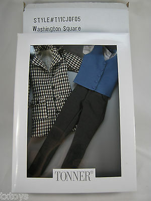 Washington Square Matt O'neil Andy Mills Fits  Tonner Jamieshow Male Doll Tatum