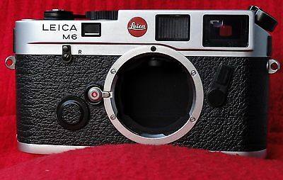 Leica M6 body only. Optimal condition.  #1772742