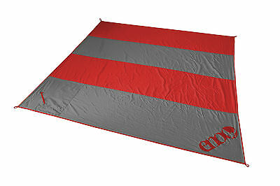 Eagles Nest Outfitters Islander Deluxe Blanket-Red/Charcoal